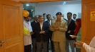 Surgeon General Of Pakistan Lt. Gen. Zahid Hameed Inaugrated Nuclear Imaging Center Of Q.I.H